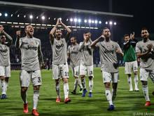 Juventus freut sich schon auf den achten Titelgewinn in Serie