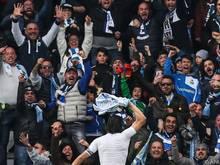 Floccari schoss Ferrara zu 2:1-Sieg - Juves Meisterfeier verschoben