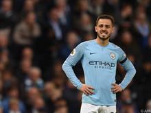 Bernardo Silva will mit Manchester City noch einen Titel holen