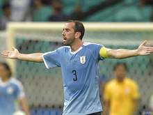 Godín wechselt nach dem Copa-Aus nach Italien
