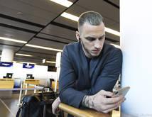 Arnautovic flog bereits nach China