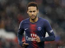 Offenbar wurde in Brasilien ein Neymar-Interview entwendet