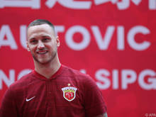Erfolg für Marko Arnautović mit Shanghai
