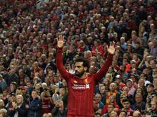 Salah traf gleich wieder im ersten Spiel