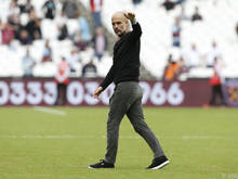 Guardiola sieht trotz Kantersieg noch Steigerungspotenzial