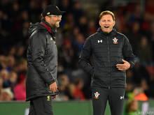 """Ralph Hasenhüttl sieht Klopps Liverpool als die """"beste Mannschaft Europas"""""""