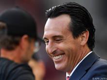 Arsenal-Coach Unai Emery fordert höchste Konzentration