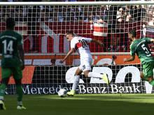 Philipp Förster erzielte den zweiten Treffer