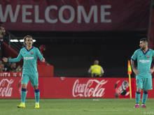 Auswärts will es für Barca derzeit nicht klappen