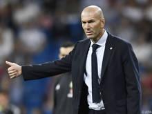 Zidane will als Sieger aus dem Stadtderby hervorgehen