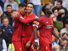 Liverpool gewann 15 Spiele in Folge