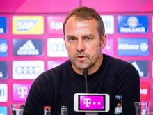 Flick hat gute Chancen, Bayern-Trainer zu bleiben