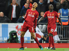 Eiskalte Liverpooler siegten im Spitzenmatch