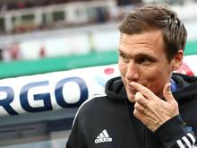 Hannes Wolf ist der neue Trainer von Salzburg-Gegner Genk
