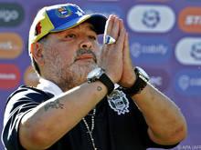 Maradona mag nicht mehr