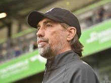 Augsburg-Coach Martin Schmidt schreibt ÖFB-Legionär Michael Gregoritsch nicht ab