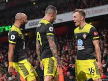 Southampton gelang ein wichtiger Sieg