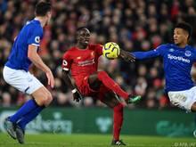 Liverpool führte Everton vor