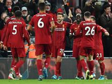 Liverpool will noch nicht an Salzburg denken