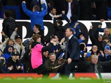 Ferguson jubelt beim Debüt über den ersten Sieg