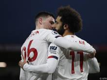 Liverpool holt den nächsten Sieg in der Premier League