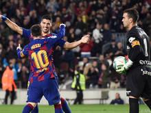 Barcelona empfängt Real zum Schlager der spanischen Liga