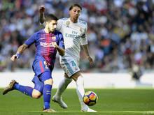 """Zuletzt hatte Barcelona im """"Königsduell"""" die Nase vorn"""