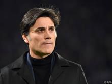 Vincenzo Montella ist nicht mehr Coach der AC Fiorentina