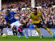 Torloses Remis zwischen Everton und Arsenal