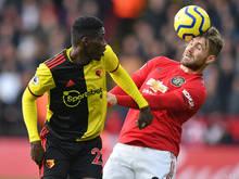 Manchester United muss sich nach sechs Spielen wieder geschlagen geben