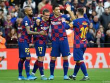 Lionel Messi und seine Teamkollegen sind die Bestverdiener