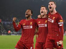 Liverpool in Feier- und Torlaune