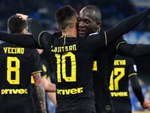 Inter Mailand will Tabellenspitze verteidigen