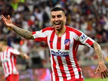 Angel Correa erzielte den Siegestreffer