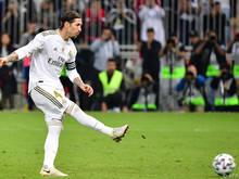 Sergio Ramos verwandelte den entscheidenden Elfmeter