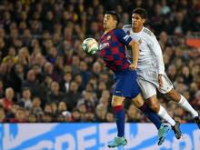 Barça holte sich die Pole vor Real