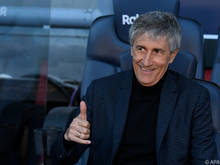 Quique Setien ersetzt Ernesto Valverde beim FC Barcelona
