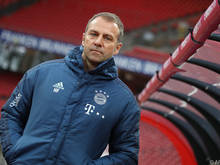 Trainer Hansi Flick betont erneut die Qualität von FC Bayern