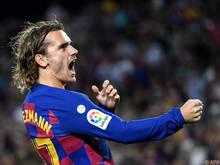 Barcelona mühte sich in die nächste Runde