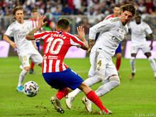 Real gewann auch den Supercup gegen Atlético