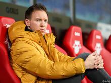 Schwierige Zeit für Leipzig-Coach Nagelsmann