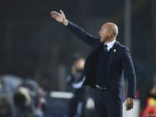 Eugenio Corini zum zweiten Mal gefeuert