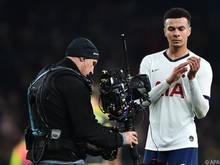 Tottenham-Profi Dela Alli zeigt sich reumütig nach dem verpatzten Scherz