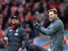 Southampton-Coach Hasenhüttl möchte drei Punkte einfahren