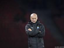 Kein gelungenes Debüt für Goran Djuricin