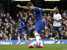 Chelsea feiert einen wichtigen Sieg im Kampf um Platz vier
