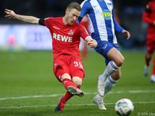 Florian Kainz glänzte mit einem Doppelpack gegen Berlin
