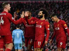 Liverpool könnte schon bald die Meisterschaft fixieren