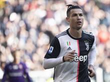 Kein Spiel für Ronaldo und seine Teamkollegen am Wochenende