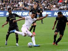 Inter Miami verlor knapp gegen Los Angeles